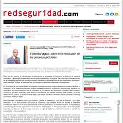 Home Red Seguridad. Revista especializada en Seguridad TIC