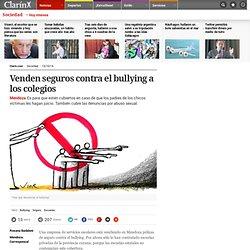 Venden seguros contra el bullying a los colegios