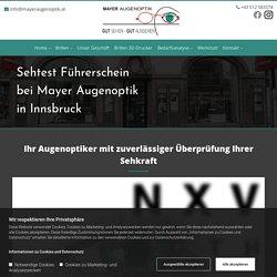 Mayer Augenoptik - Lukas Mayer