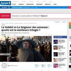 Le Hobbit vs Le Seigneur des anneaux : quelle est la meilleure trilogie ?