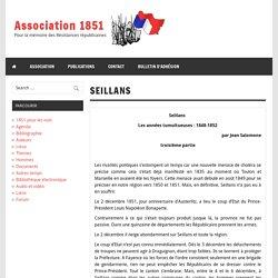 Seillans – Association 1851