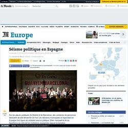 Séisme politique en Espagne