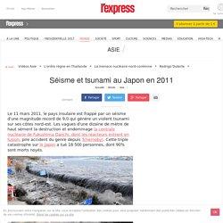 Séisme et tsunami au Japon en 2011