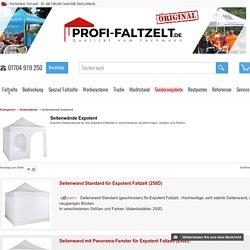 Seitenwände für Expotent Faltpavillon