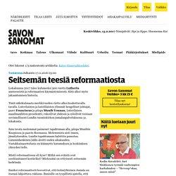 Seitsemän teesiä reformaatiosta
