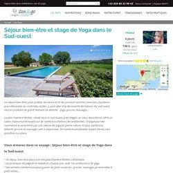 Sejour yoga et randonnée bien etre en France