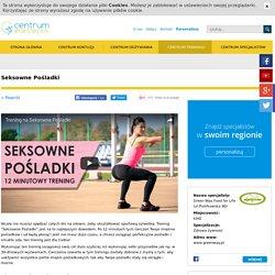 Seksowne Pośladki - Centrumsportowca.pl