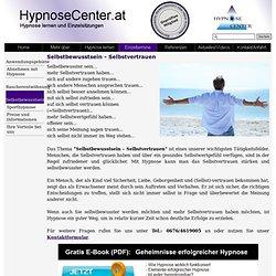 Selbstbewusstsein - Selbstvertrauen - Hypnosecenter - Hypnose lernen und Hypnose-Einzelsitzungen