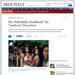 """Rezension : Ein """"Selbsthilfe-Handbuch"""" für """"moderne"""" Menschen - Nachrichten Debatte - Kommentare"""