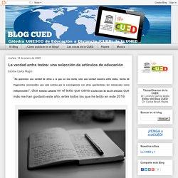 La verdad entre todos: una selección de artículos de educación