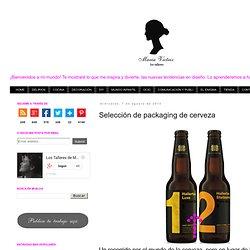 Selección de packaging de cerveza