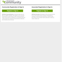 Select your Provider - H&R Block Community