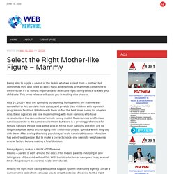 Select the Right Mother-like Figure – Mammy