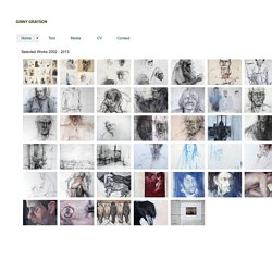 Selected Work 2002 - 2013