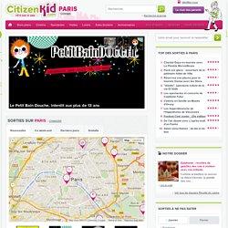Sortie enfant Paris, sélection d'activités et de sorties en famille sur Paris avec Citizenkid