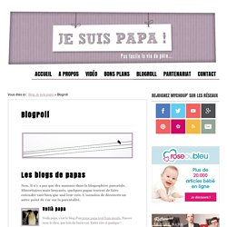 Sélection de blogs et sites pour les parents