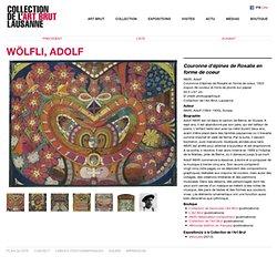 Auteurs d'Art Brut, une sélection de 60 auteurs sur les 400 que compte la Collection de l'Art Brut, Lausanne, Suisse