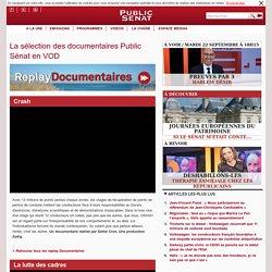La sélection des documentaires Public Sénat en VOD