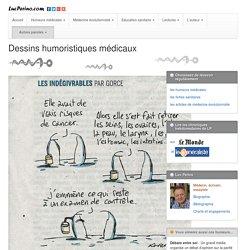Sélection de dessins humoristiques médicaux