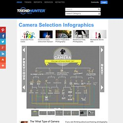 Camera Selection Infographics - The 'What Type of Camera Should I Get' Chart is Realistic