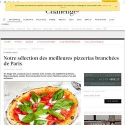 Notre sélection des meilleures pizzerias branchées de Paris