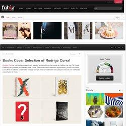 Books Cover Selection of Rodrigo Corral