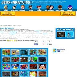 Jeux de garçon sur Jeux-Gratuits.com