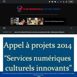60 projets sélectionnés par le ministère de la Culture suite à l'appel à projets Services numériques culturels innovants