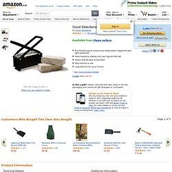 Good Selections Paper Log Maker: Amazon.co.uk: DIY & Tools