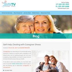 Self-Help: Dealing with Caregiver Stress