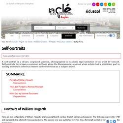 Self-portraits — Anglais