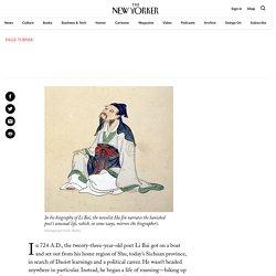 Ha Jin's Self-Revealing Study of the Chinese Poet Li Bai