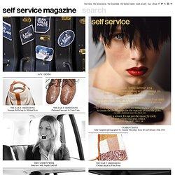self service magazine