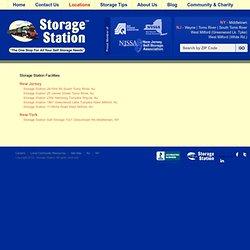 Self Storage - Storage Station