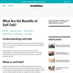 Self-Talk: Why It Matters