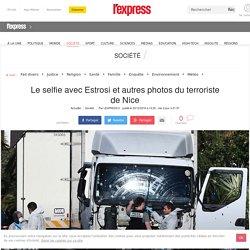 Le selfie avec Estrosi et autres photos du terroriste de Nice