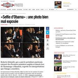 «Selfie d'Obama»: une photo bien mal exposée