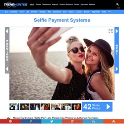 Selfie Payment Systems : selfie pay