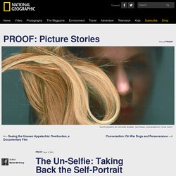 The Un-Selfie: Taking Back the Self-Portrait