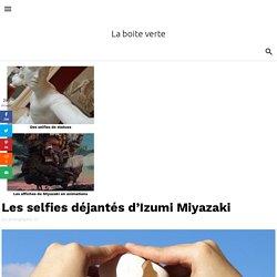 Les selfies déjantés d'Izumi Miyazaki