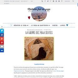 Mathilde fait du yoga : Explorations depuis mon tapis