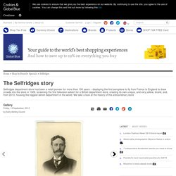 The Selfridges story