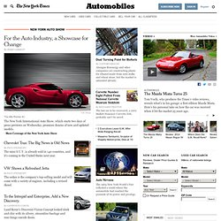Buy, Sell or Research a New or Used Car - New York Times - The New York Times