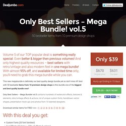 Only Best Sellers – Mega Bundle! vol.5