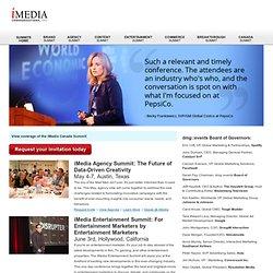 iMedia Connection: Summits Homepage