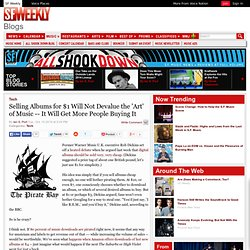 It Will Get More People Buying It - San Francisco Music - All Shook Down