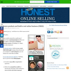Jordan Malik – Amazon and eBay Selling Expert, Bestselling Author — Amazon Seller and eBay Selling expert shows proven ways to earn a living, working from home, on eBay and Amazon.