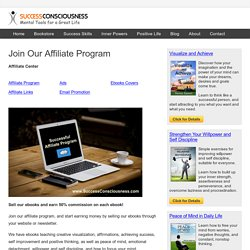 Selling eBooks - Join Our ClickBank Affiliate Program