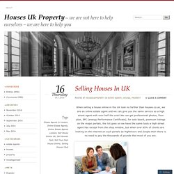 Selling Houses UK
