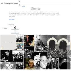 Selma - Google Arts & Culture